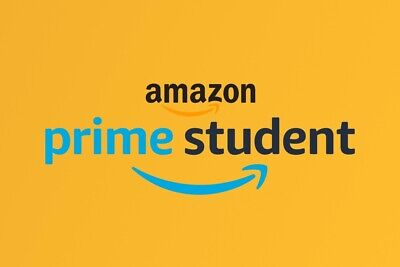 Amazon Prime UK 6 Month Student Pass + 4 Years of Half Price - 3 Hour release !