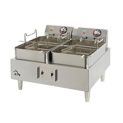 Star 530TF (QUICK-SHIP) Star-Max Fryer electric countertop