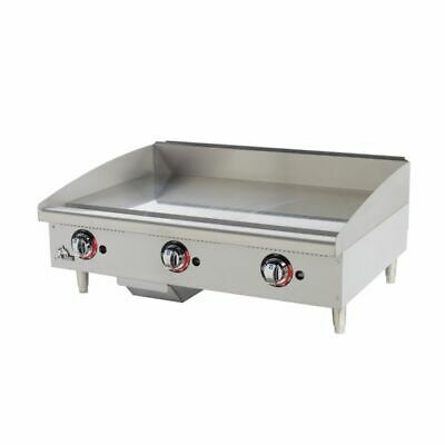 Star 636TF (QUICK-SHIP) Star-Max Heavy Duty Griddle gas countertop