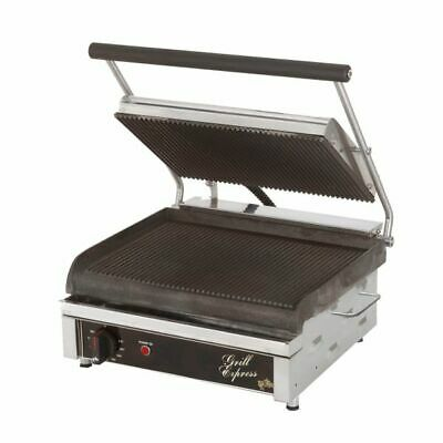 Star GX14IG (QUICK-SHIP) Grill Express Two-Sided Grill electric