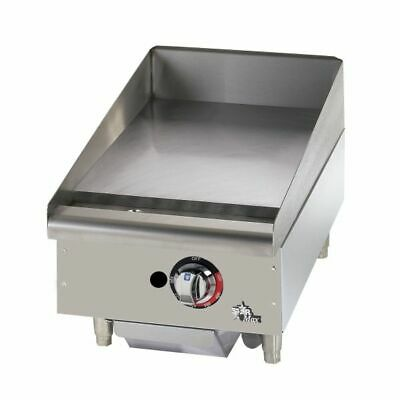 Star 615TF Star-Max Heavy Duty Griddle gas countertop