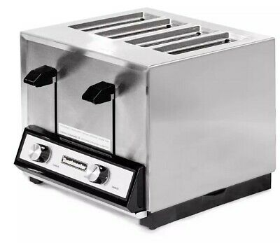 Toastmaster TP409 (QUICK-SHIP) Pop-Up 4-slice Bread Toaster