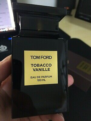 Tom Ford Tobacco Vanille 100ml New