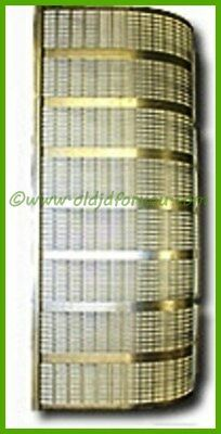 F654R * John Deere G Grill Screen * USA Made * LH & RH the same *Install and go!