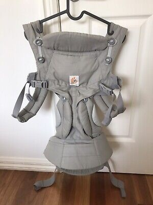Ergobaby Omni 360 All In One Baby Carrier Pearl Grey