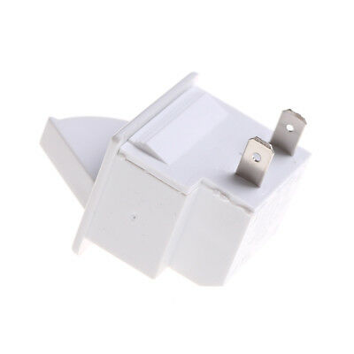 Refrigerator Door Lamp Light Switch Replacement Fridge Parts Kitchen 5A 25lj