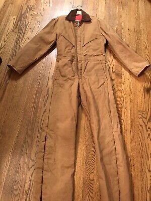 Wall Blizzard Pruf Insulated Coveralls Small