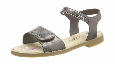Primigi Girls' PFD 34396 Ankle Strap Sandals 3.5 UK Brown Taupe 3439666