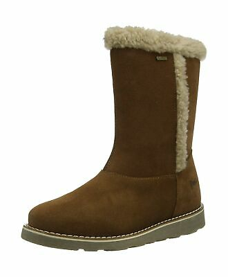 Primigi Girls' Pte Gore-tex 44220 High Boots 2 UK Brown Cuoio 4422000