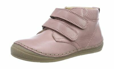 Froddo Baby Girls Children Shoe G2130175-9 Loafers 11 UK Pink Pink I04