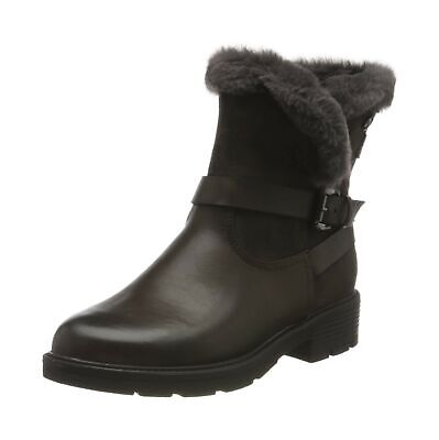 XTI Girls' 56959 Ankle Boots 2 UK Grey Gris Gris