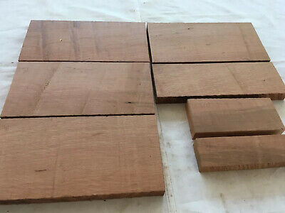 Wood Craft Sheoak Blanks For Knife Scales Pens Turning Lot 31