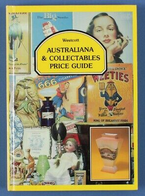 COLLECTIBLES Australiana : Collectibles Price Guide by D Westcott. un-common.