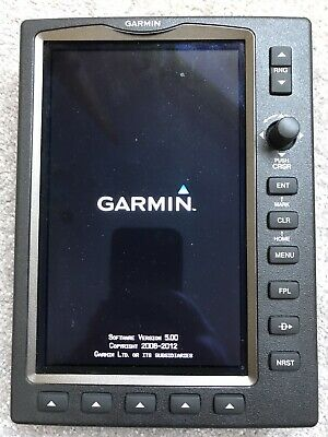 Garmin GPSMap 695 Aviation GPS System
