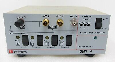 Telettra GMT4 power supply square wave generator