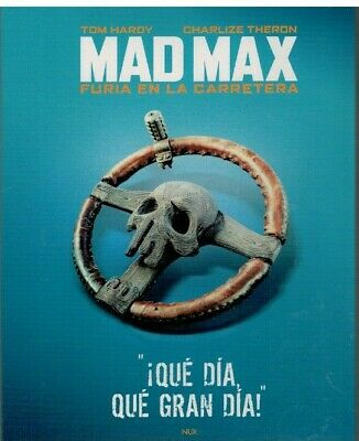 Mad Max : Furia en la carretera (Bluray Nuevo)