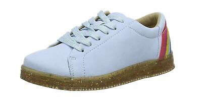 Joules Girls' Solena Trainers 1 UK Blue Sky Blue Skyblue