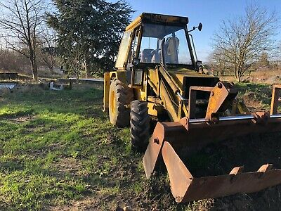 jcb 3cx Turbo 4 In 1 Bucket Many More Extras NOT VAT