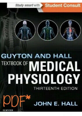 Guyton and Hall Textbook of Medical Physiology - eBOOK-PdF*