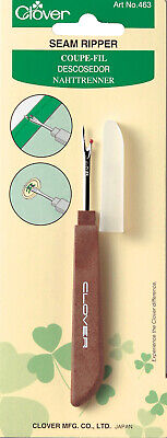 Clover Sewing Seam Ripper Stitch Unpicker - Each - JN1820-463W