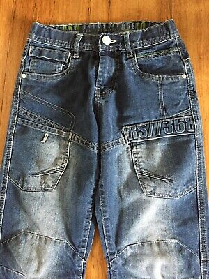 Matalan Boys Blue Jeans Age 10 Year 140cm