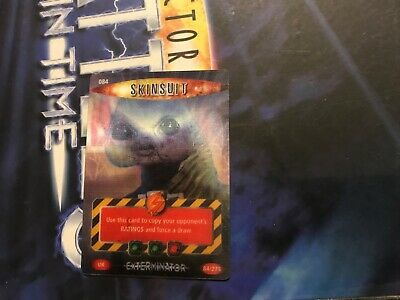 Doctor who Battles In Time Exterminator ultra Rare cards