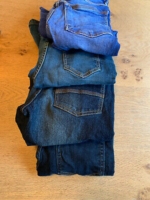 boys clothes 11-12 years bundle Jeans X4 Pairs
