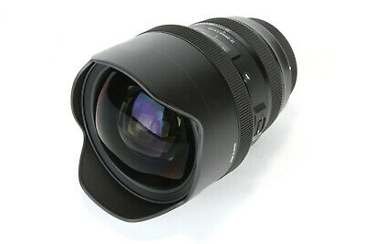 Sigma 12-24mm f/4 DG HSM Art Lens for Canon EF (FREE SHIPPING)