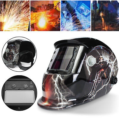 Solar  Welder Mask Auto-Darkening Welding Arc Tig Mig Adjustable  AU