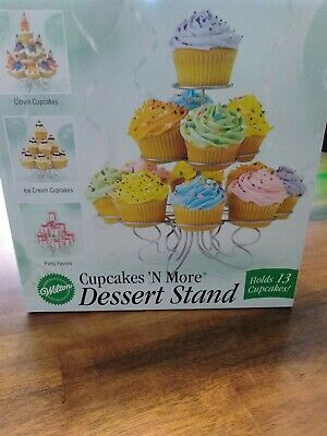 Color Wheel Treat Stand from Wilton #0726 NEW