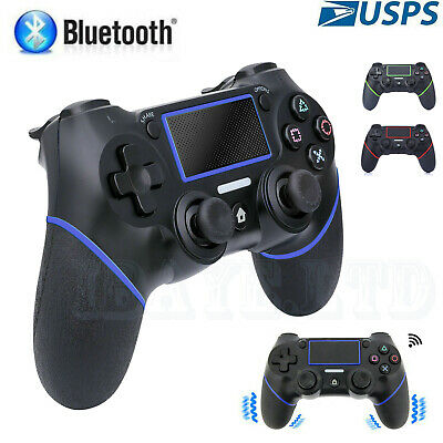 Wireless Bluetooth Gamepad Controller For Dualshock 4 PlayStation 4 / Switch Pro
