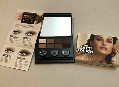 New Bobbi Brown The Matte Edition Eye Shadow & Gel Liner Palette New In Box