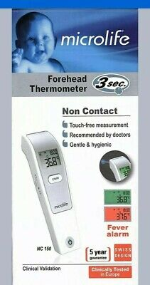 Microlife thermometer Nc150 brand new and genuine