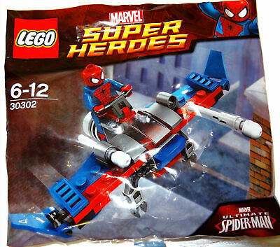 LEGO 30302 - MARVE Super Heroes - SPIDERMAN Promo Set - New in PolyBag