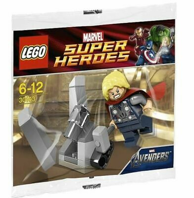 LEGO 30163 - MARVE Super Heroes - THOR Promo Set - New in PolyBag
