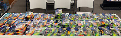 Lot 69 Star Wars Power of the Force Kenner Figures Green/Orange Cards Free Ship
