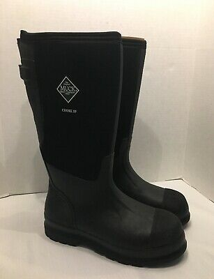 The Original Muck Boot Company Chore XF Wide Calf Boots Size M8/W9 New