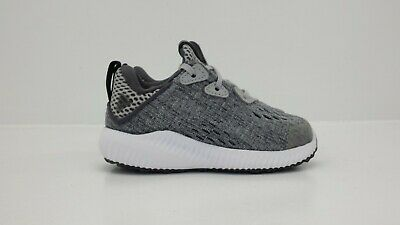 Adidas Toddlers Alphabounce Em I Sneakers Bw1179 Grey  - Brand New In Box