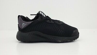 Adidas Toddlers Alphabounce I Sneakers Bw1188 Black/White  - Brand New In Box