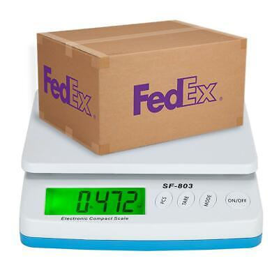 Leadzm 22 LB x 0.1oz Postal Scale Digital Shipping Package Kitchen Weigh 10kg