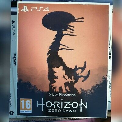 *HORIZON ZERO DAWN complete edi* PS4* ONLY ON PLAYSTATION COLLECTION* NEW/Sealed