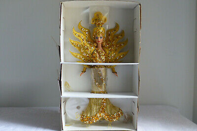 Barbie Goddess Of The Sun Bob Mackie 1995 Mattel NIB w/ Original Shipping Box