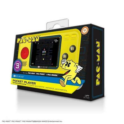 New & Sealed - My Arcade Pac-Man Pocket Player Retro Classic PACMAN. Portable