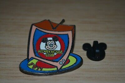 Pin´s Disney n° 7756 - 100 Years of Dreams #51 - Mickey Mouse Club (1977)