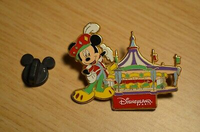 Pin´s Disney n° 12988 - DLP Attractions - Carousel (Mickey)