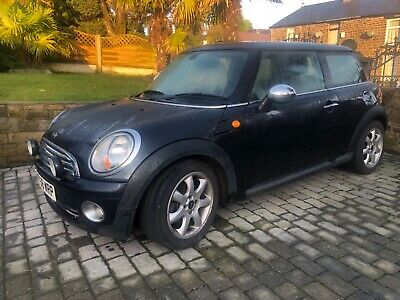 """""""L👀K """" 2009 MINI 1.4 ONE MINT CONDITION ONLY ONE OWNER  BARGAIN £1995 ovno"""