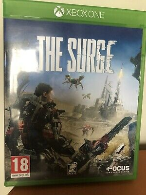 The Surge (Microsoft Xbox One, 2017)