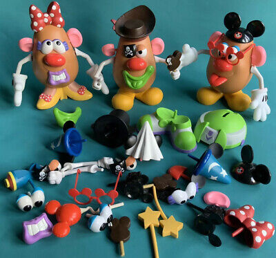 Disney Toy Story Mr / Mrs Potato Head Collection