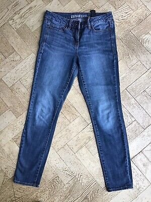 NEXT Vintage Slouch Skinny Jeans Size 8 1 Year Wash
