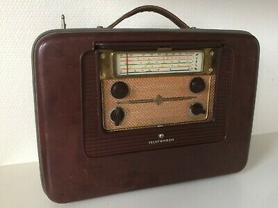 Radio TELEFUNKEN AM ULTRA RARE !